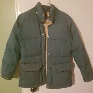 North Face vintage brown label jacket